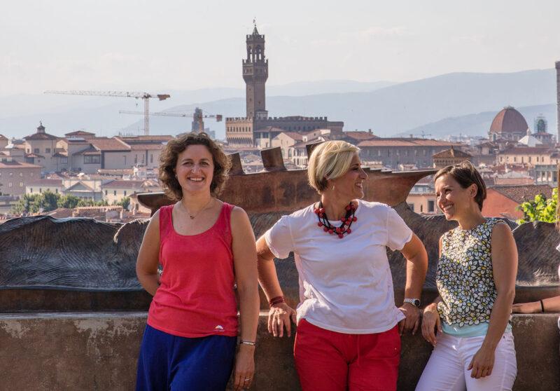 Le guide FLOE e Firenze
