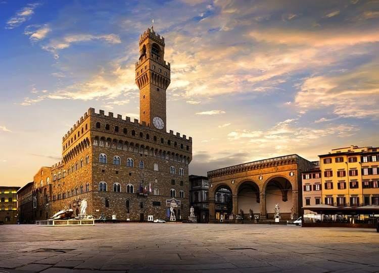 Palazzo Vecchio: L'affermazione del potere Mediceo
