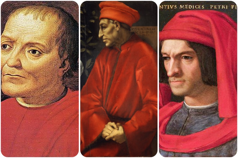 The Medici: Session 1, From the rise to Lorenzo the Magnificent
