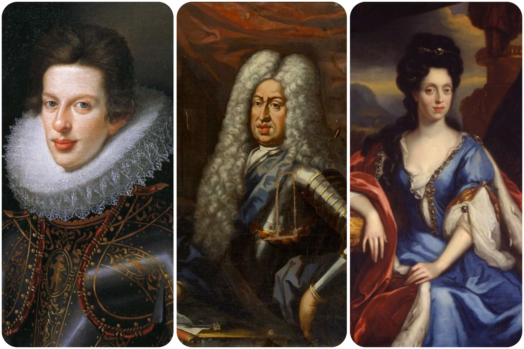 The Medici: Session 3, From Cosimo the II to Anna Maria Luisa