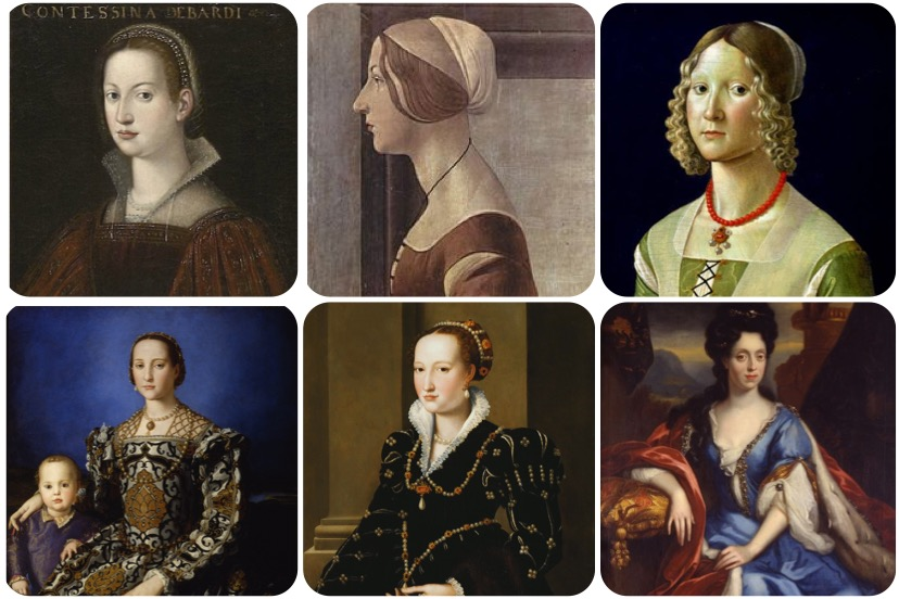 The Medici: session 4, The women of the Medici house
