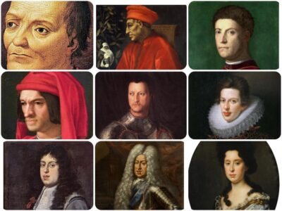 The Medici: One family, three centuries, four sessions.