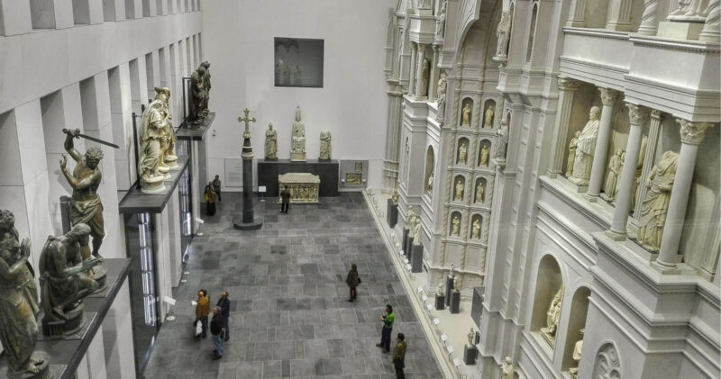 Great places in Florence: Opera Duomo Museum